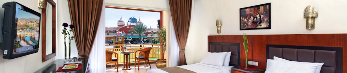 Aqua Blu Sharm Rooms